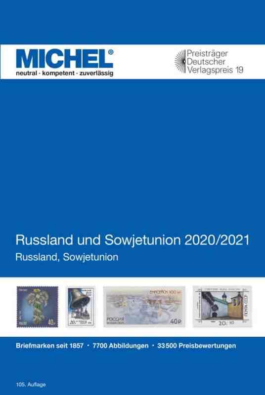 Michel Russia and Soviet Union 2020/2021