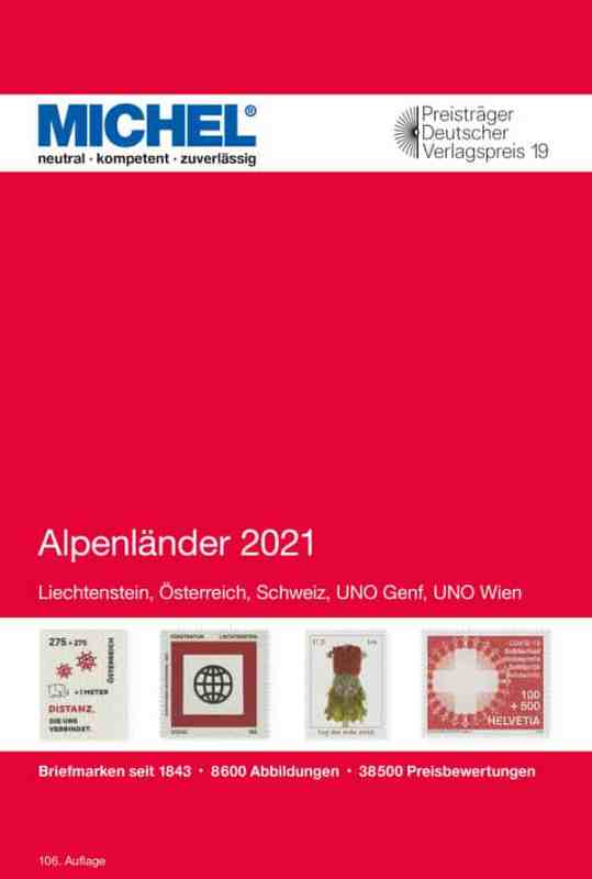 Michel Alpine Countries 2021