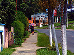 Street in Costa Rica