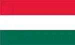 Hungary's flag