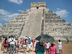 Chichen Itza Temple in Mexico