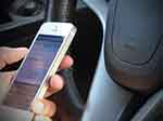 Mobile phones illegal while driving