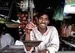 Sri Lankan shopkeeper