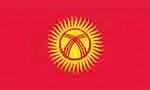 Kyrgyzstan's flag