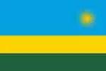 Rwandan flag courtesy of Wikipedia