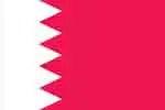 Bahrain flag (FlagPictures.org)