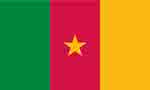 Cameroon flag courtesy of FlagPictures.org