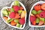 Fresh fruits love bowls (courtesy of Pixabay.com)