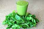 Spinach smoothie (courtesy of Pixabay.com)
