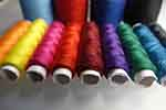 Spools of sewing threads (courtesy of Pixabay.com)