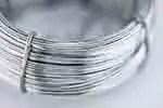 Aluminum wire (courtesy of Pixabay.com)