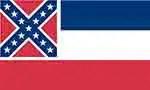 Mississippi state flag courtesy of FlagPictures.org