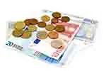EU bills and coins (Pixabay.com)