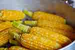 Steamed corn (Pixabay.com)