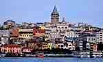 Istanbul, Turkey courtesy of Pixabay.com