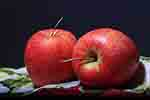 Polished apples (Pixabay.com)