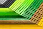 Colorful paper (courtesy of Pixabay.com)