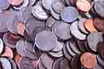 Nickels, pennies (courtesy of Pixabay.com)