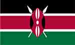 Kenyan flag (courtesy of FlagPictures.org)