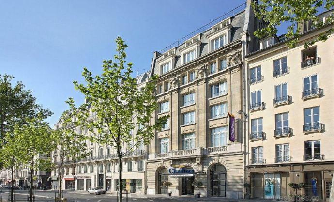 hotéis em Paris mais caros citadines