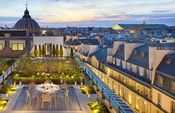 mandarin oriental paris hotéis em Paris mais caros
