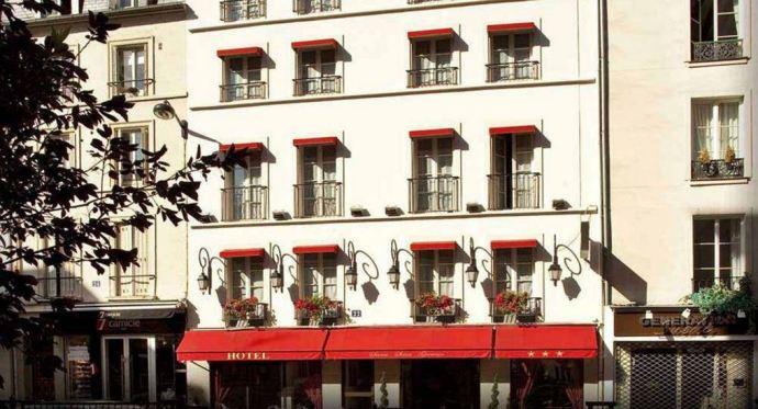 sevres-saint-germain-hotel hotéis em Paris mais caros