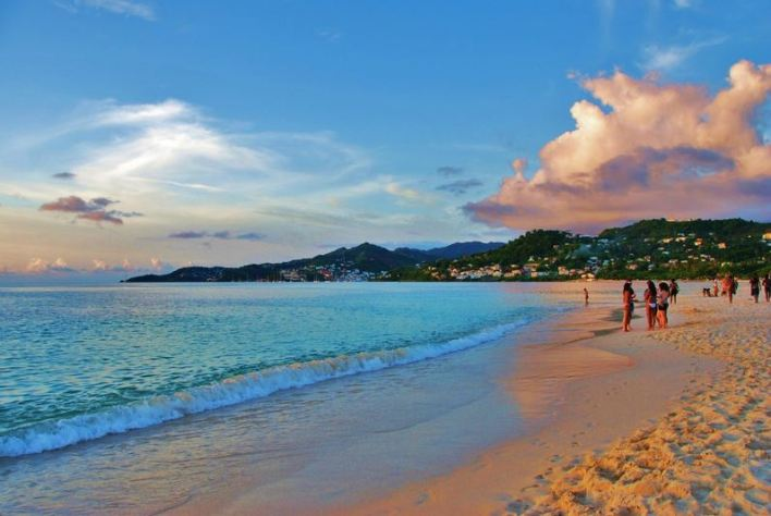 Grenada, Top 10 Smallest Countries in the World 2017
