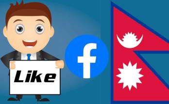 facebook page advertisement sponsor and promotes in nepal