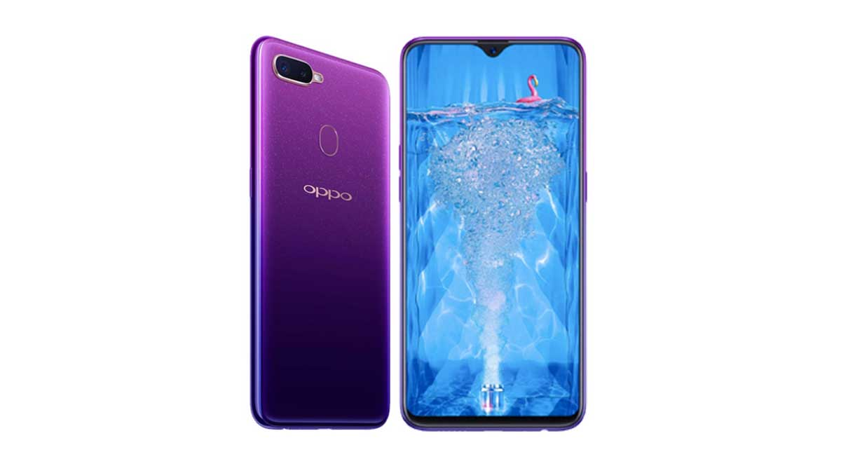 Oppo F9 Pro (Starry Purple) Price In Nepal | With Full