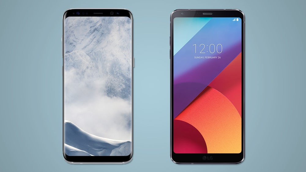 Samsung Galaxy S8 and Samsung Galaxy Note 8 review