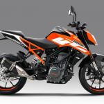 The all new KTM Duke 250