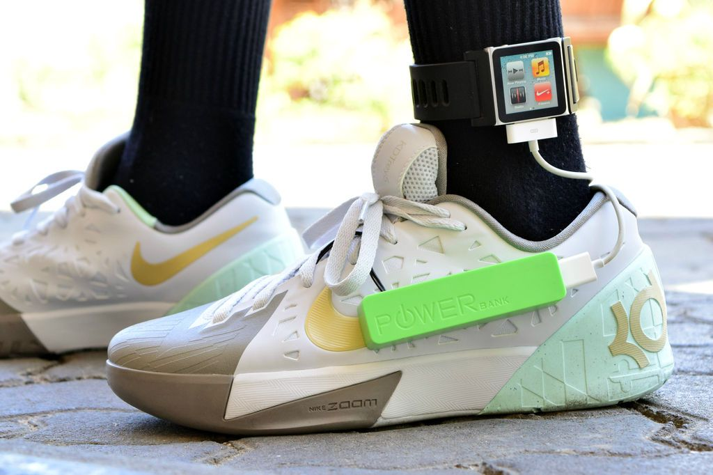 Generate Power from Walking - Electricity Generating Shoes
