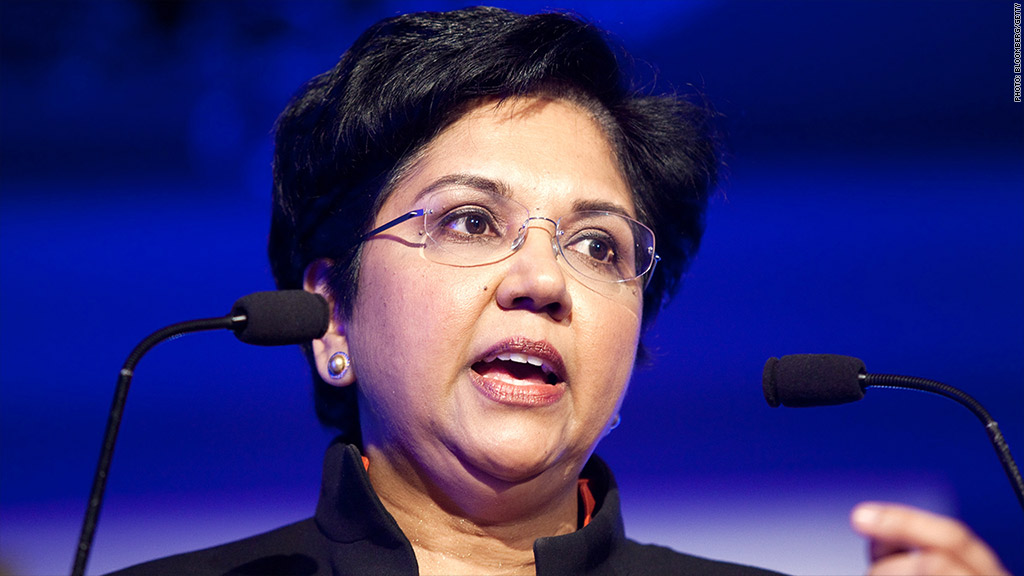 Why Indira Nooyi is an inspiration to all of us!