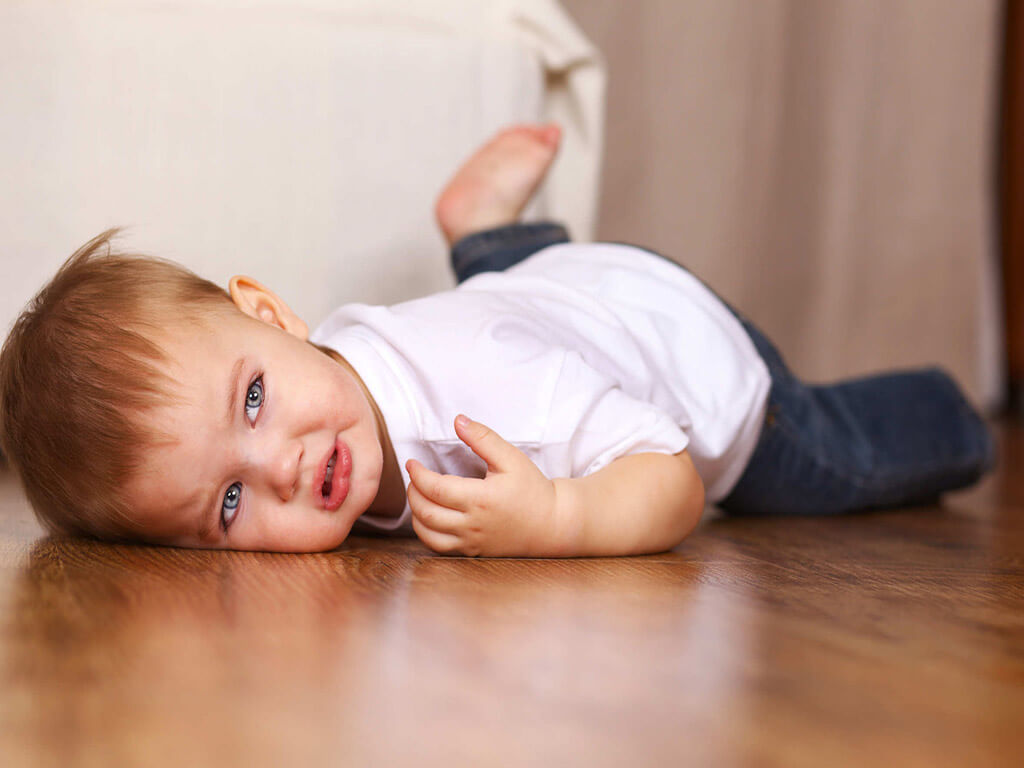 How To Deal Child Temper Tantrums Easily