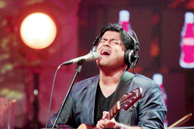 Clinton Cerejo is one of the Talented Coke Studio Singers