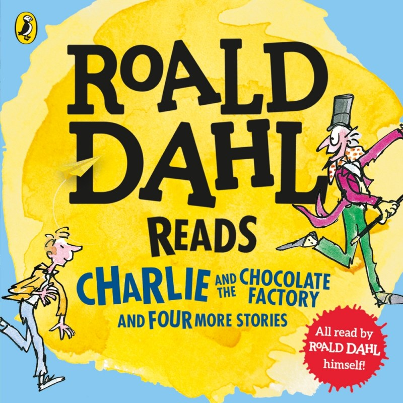 Charlie and the Chocolate Factory children's reading book