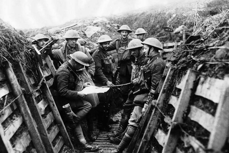 World War I, deadliest wars