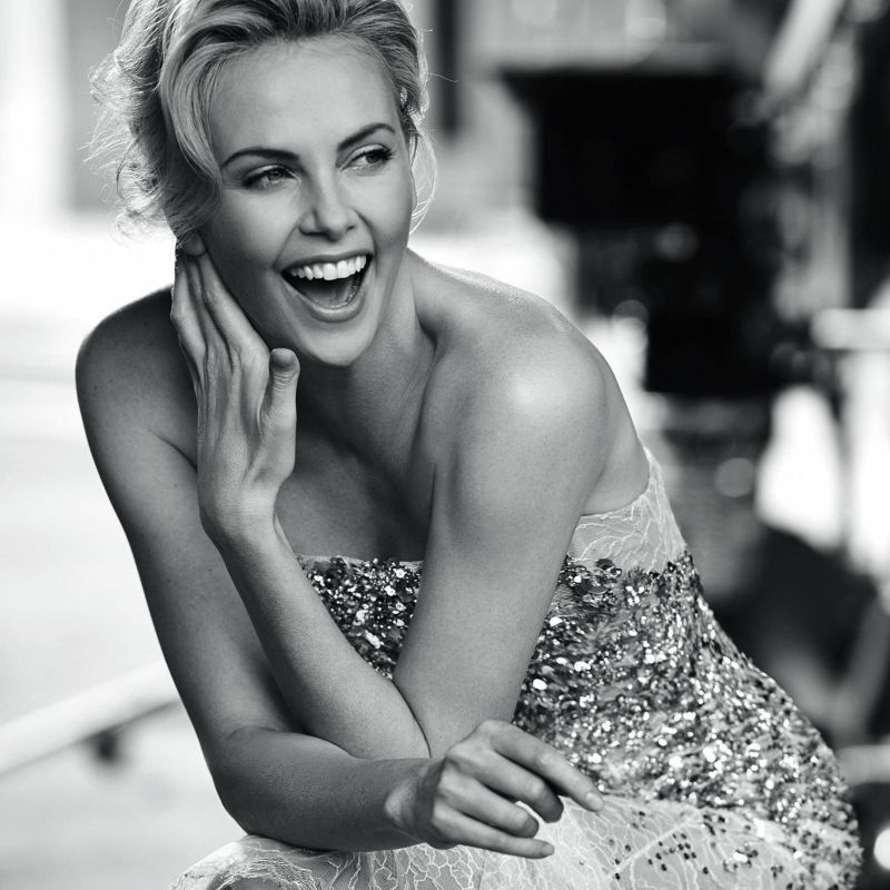 Charlize Theron, The South African actress is another celebrity with a traumatic past