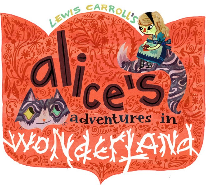 develop reading habit for your children with Alice's Adventures in Wonderland