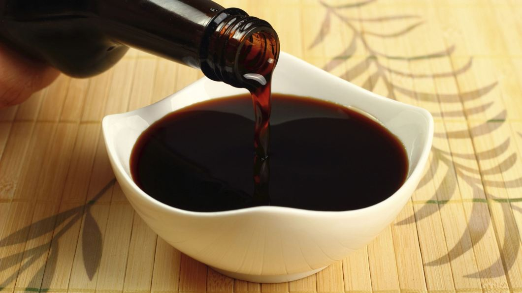 Hypernatremia medical disease due to excessive consumption of soy sauce