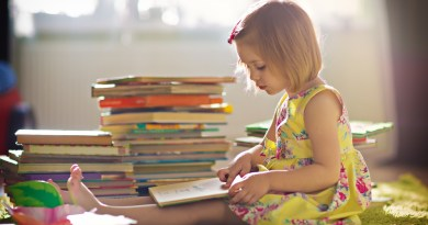 Reading Books for Your Child