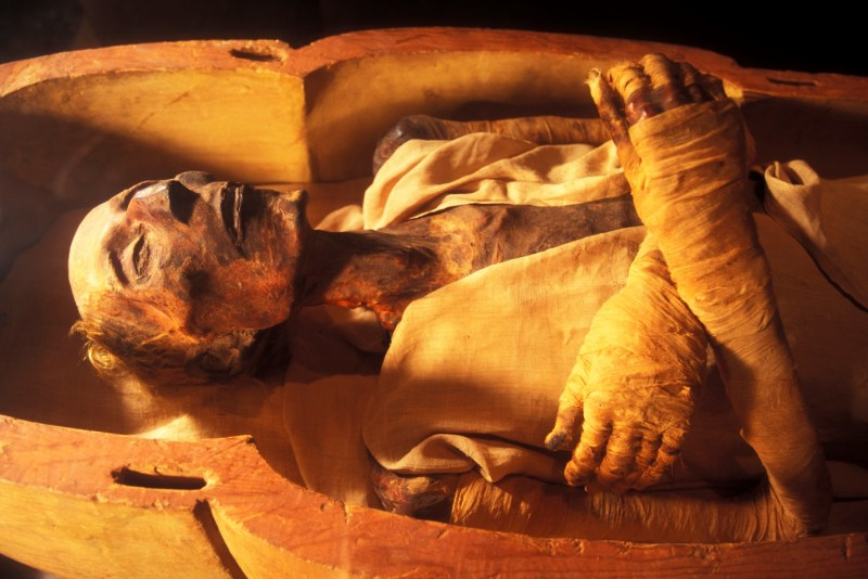 Ramesses The Great, One of the best preserved bodies in the world