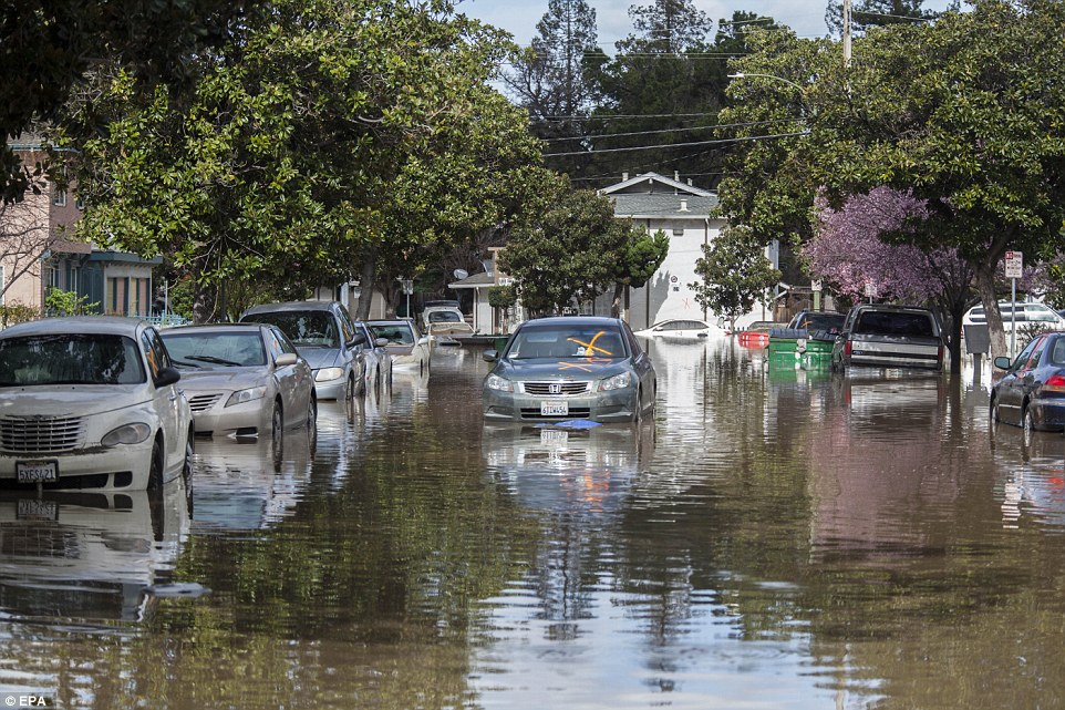 Earth should be saved from Sea level rising and floods