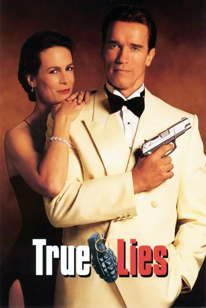 James Cameron's True Lies as its remake is one of the greatest films of all time