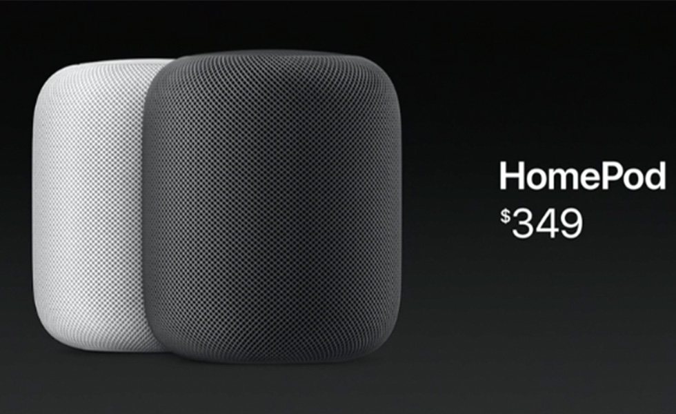 Apple HomePod Smart Speakers