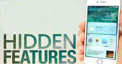 Secret iphone features