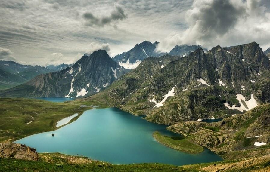 Himalayan Treks Kashmir Great Lakes trek