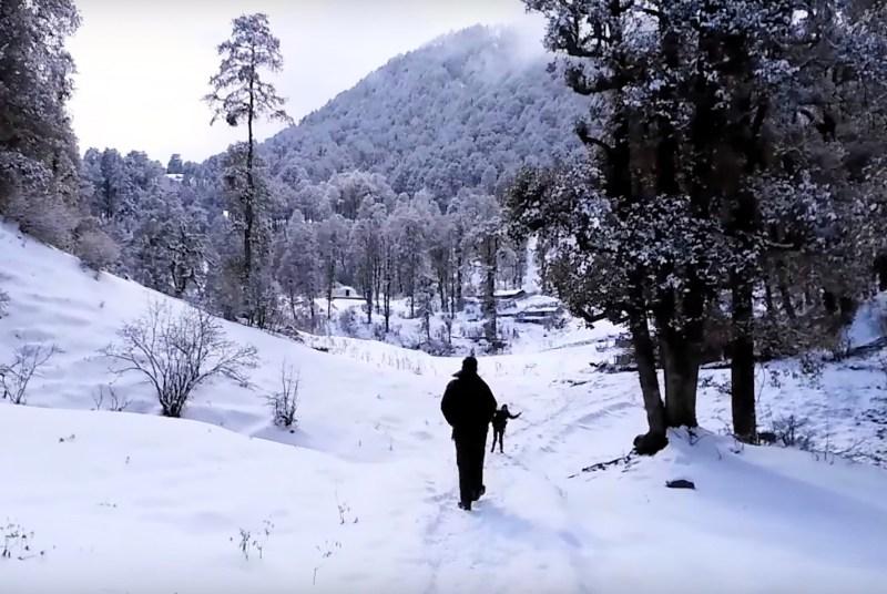 Himalayan treks Dayara Bugyal