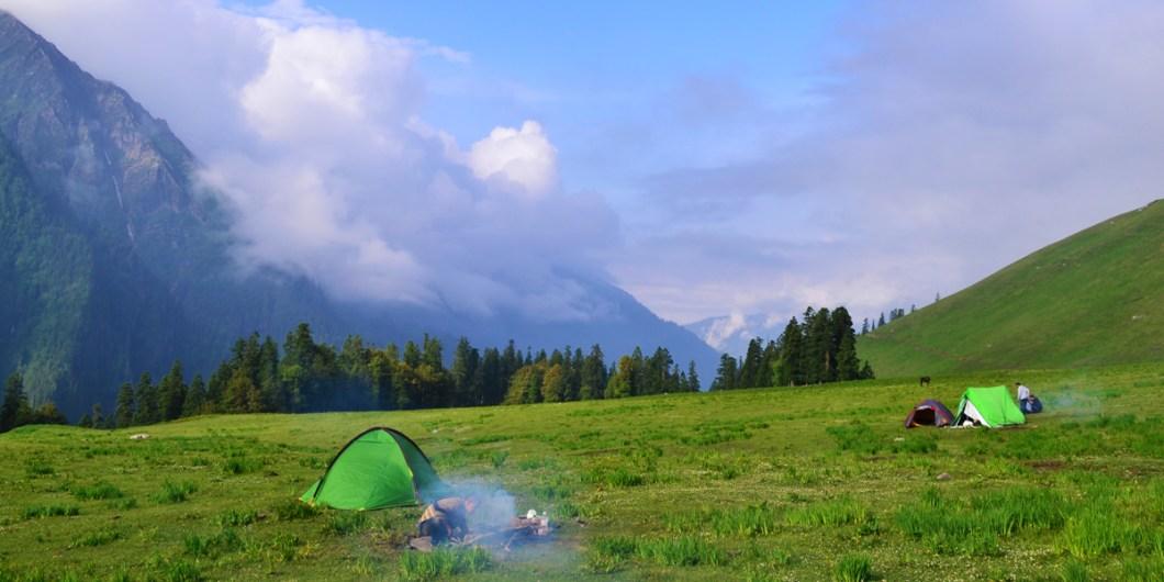 Himalayan Treks Buran Ghati trek