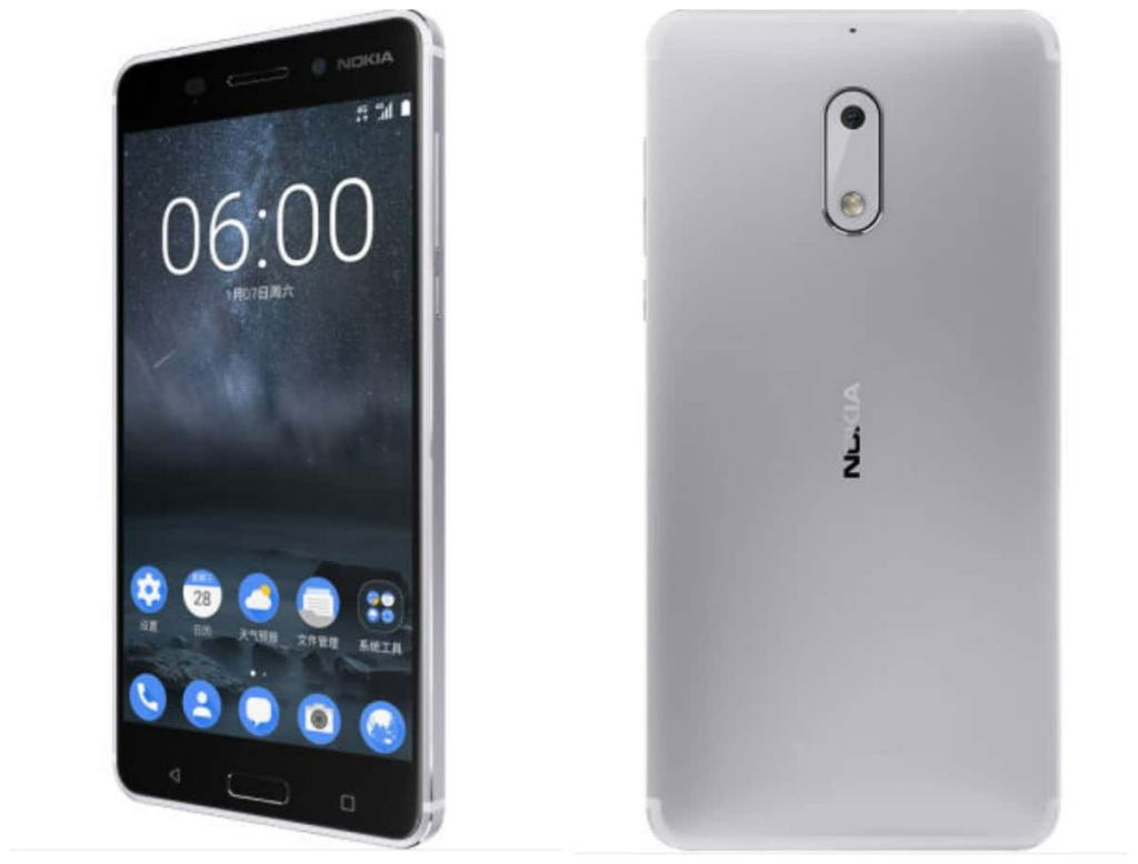 Nokia 6 Price, Release Date, Features, Specifications and Nokia 6 Reviews